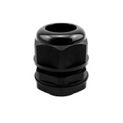 Standard Nylon Cable Gland 16mm2 Black
