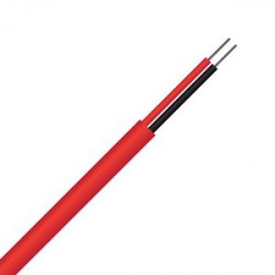 1.25mm 2C tin fire cable RD